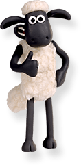 Welcome To The Shaun Sheep Website